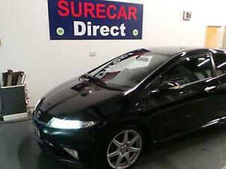 61 Plate Honda Civic 1.4 i VTEC Type S 3Dr ONLY 46k in Crystal Black Pearl !