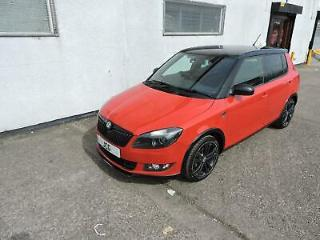 61 Skoda Fabia 1.2 Monte Carlo Damaged Salvage Repairable Cat N