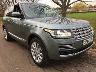 64 2014 Land Rover Range Rover 3.0TD V6 Vogue SE Auto Diesel Grey Automatic