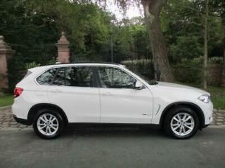 64 PLATE BMW X5 3.0 DIESEL SE AUTO 35,806 MILES 7 SEATS PANROOF FBMWSH WHITE