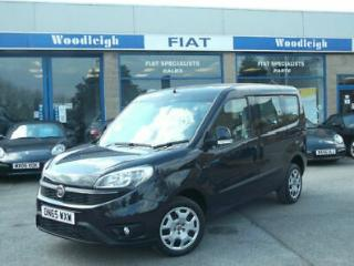 65 2015 FIAT DOBLO 1.6 DIESEL EASY 5DR MPV,FROM ONLY £187.39 PER MONTH,9.9 APR