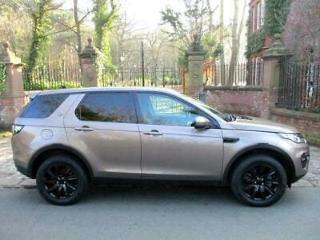 65 LAND ROVER DISCOVERY SPORT 2.0 TD4 SE TECH AUTO 1 OWN 59,917 MILES 7 SEATS