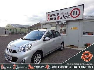 65 NISSAN MICRA ACENTA AUTOMATIC 1.2L 23,090 MILES IDEAL FIRST CAR LOW INS