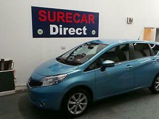 65 Plate Nissan Note 1.2 DIG S Acenta 5Dr ONLY 20,000 MIles ZERO TAX !