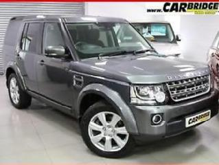 65 REG LAND ROVER DISCOVERY 4 3.0SDV6 255 SE AUTO.1 OWNER.FULL LR HISTORY