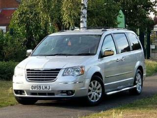7 Seater Chrysler Grand Voyager 2.8 Automatic Diesel ' Part Exchange OK