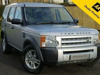 7 SEATER*LAND ROVER DISCOVERY 3 2.7 TDV6 GS *RARE MANAUL* VERY CLEAN*£0 DEPO