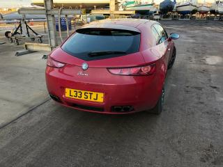 Alfa Romeo brera 2.2 jts 2006 very good condition private plate
