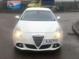 ALFA ROMEO GIULIETTA 2011 IN WHITE 9 MONTHS MOT *2 OWNERS FROM NEW