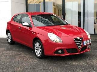 Alfa Romeo Giulietta Jtdm 2 Business Edition Hatch