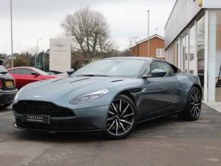 Aston Martin DB11 V12 2dr Touchtronic Coupe 2017, 20600 miles, £87900