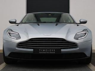 Aston Martin DB11 V12 2dr Touchtronic Coupe 2017, 8000 miles, £102995