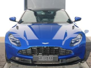 Aston Martin DB11 V8 2dr Touchtronic Coupe 2018, 17500 miles, £99995