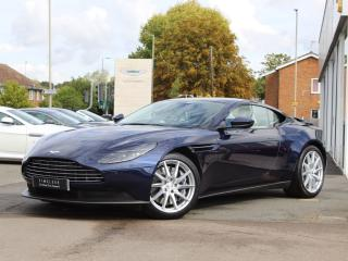 Aston Martin DB11 V8 2dr Touchtronic Coupe 2019, 2121 miles, £117900