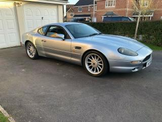 Aston Martin DB7 RARE Manual. Exceptional investment opportunity