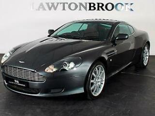 Aston Martin DB9 5.9 seq