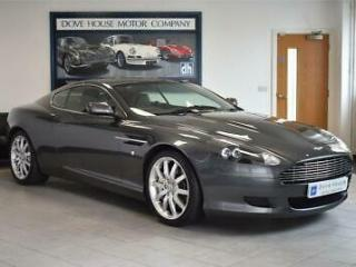 Aston Martin DB9 5.9 V12 Coupe Touchtronic IMMACULATE