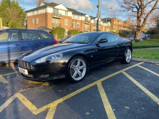 ASTON MARTIN DB9 ONLY 42000 FSH MAIN DEALER ONE OF A KIND BARGAIN !