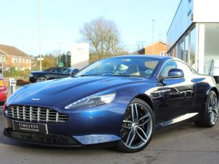 Aston Martin Virage V12 2dr Touchtronic Coupe 2012, 25095 miles, £59995