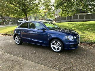 Audi A1 1.4 140ps Tronic 2014MY S Line