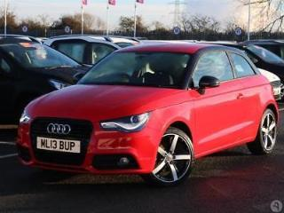 Audi A1 1.4 TFSI 122 Amplified Edition 3dr