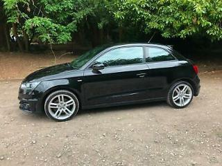 Audi A1 1.6TDI 105ps 2012MY S Line