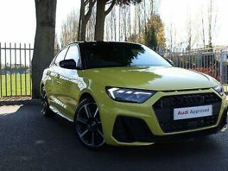 Audi A1 2019 Special Editions 35 TFSI S Line Contrast Edition 5dr Hatchback