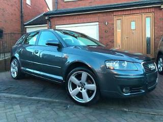 Audi A3 1.6 Special Edition Sportback Metallic Grey Full Service History