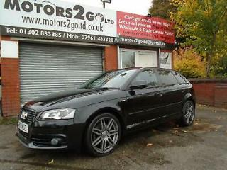 Audi A3 2.0TDI 170ps Sportback Black Edition* ONE OWNER