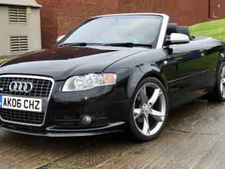 Audi A4 2.0 TDI, CONVERTIBLE, S LINE, 12 MONTS MOT, JUST SERVICED