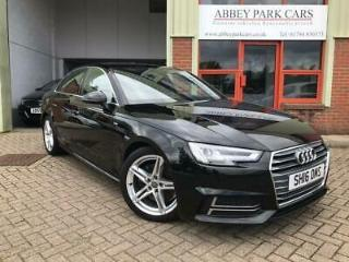 Audi A4 2.0 TFSI 190ps s/s Tronic S Line