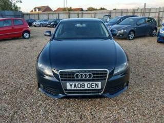 Audi A4 2.0TDI 143PS 2008MY SE