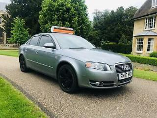 Audi A4 2.0TDI 170PS 2007MY SE