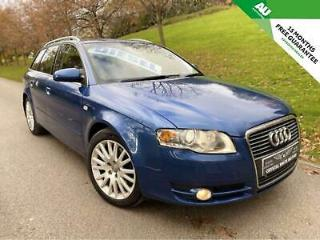 AUDI A4 AVANT 2.0TDI 170PS 2007MY SE+TWO TONE HEATED LEATHERS+SAT NAV+XENON