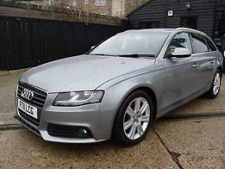 Audi A4 Avant 2.0TDIe 136ps 2011MY SE Estate Diesel Manual