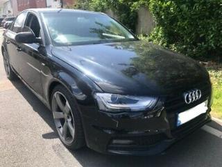 Audi A4 Saloon 2.0 TDI 143 BHP CVT 2013 S Line Black Edition Full Conversion