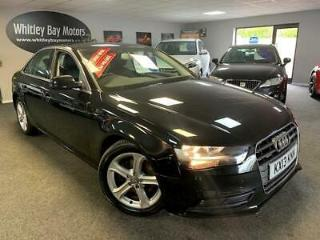 Audi A4 Tdi Quattro Technik Saloon 2.0 Manual Diesel