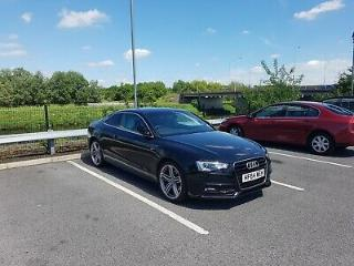 Audi a5 1.8tfsi s line 2014 Quick Sale Needed! 31,000miles