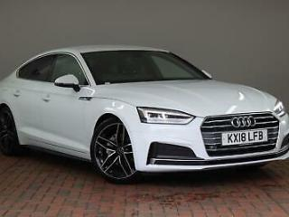 AUDI A5 2.0 TDI Ultra S Line 5dr S Tronic [Tech Pack]