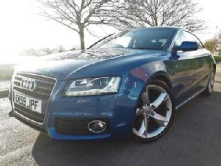 Audi A5 2.0 TFSI 177bhp S Line Special Edition Coupe PARKING SENSORS