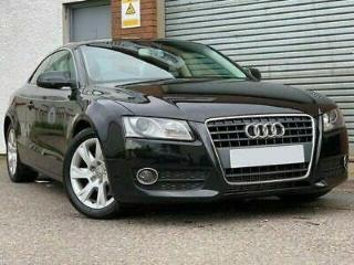 Audi A5 2.0 TFSI 180 SE Coupe, Full Leather, Sat Nav & a Full Service History