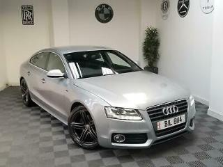 Audi A5 2.0 TFSI 211ps Sportback 2011MY S Line *RARE STUNNING EXAMPLE