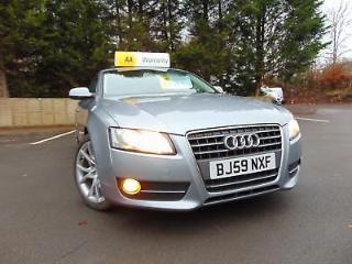 £1000 minimum trade in Audi A5 2.0TFSI 180ps 3d 2010 Model Sport History