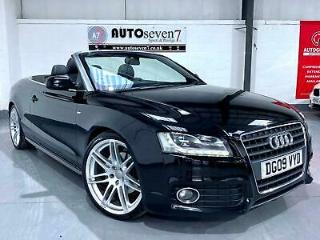 Audi A5 2.0TFSI 211ps 2009MY S Line *NOW SOLD