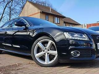AUDI A5 3.0 DIESEL QUATTRO S LINE 2010 60 SPECIAL EDITION AUTOMATIC 1 FORME