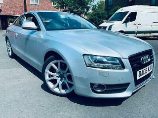 Audi A5 3.0TDI 3d 2009 Quattro Sport 6 MONTH NATIONAL WARRANTY 07522 025923