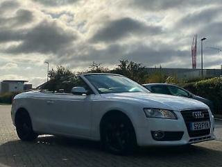 Audi A5 3.2 FSI Multitronic 2009 SE,NAV,AUTOMATIC,RED LEATHER,fsh