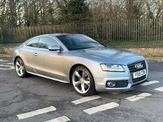 Audi A5 s line special edition 2dr