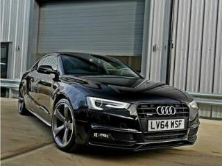 Audi A5 Tdi Quattro Black Edition Coupe 3.0 Automatic Diesel