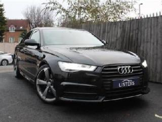 Audi A6 2015 Special Editions 2.0 TDI Ultra Black Edition 4dr S Tronic Saloon